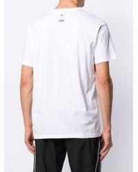メンズ Karl Lagerfeld X Puma Tシャツ White