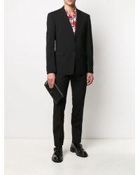 メンズ Prada ツーピーススーツ Black