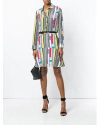 Frankie Morello Multicolor Gonna Laurentine Skirt