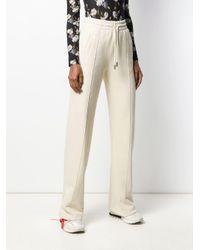 Pantaloni sportivi di Off-White c/o Virgil Abloh in Natural