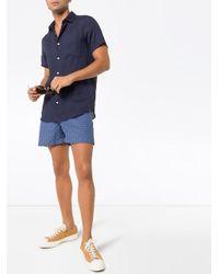 Short de bain Setter Nerano Orlebar Brown pour homme en coloris Blue