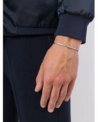 Le Gramme - Metallic Le 7 Grammes Bracelet for Men - Lyst