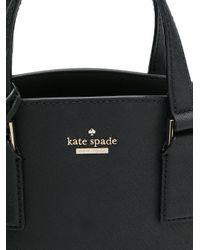 Kate Spade - Black Cameron Street Small Lottie Bag - Lyst