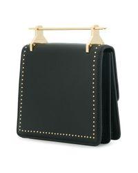 Sac porté épaule Collect M2malletier en coloris Black