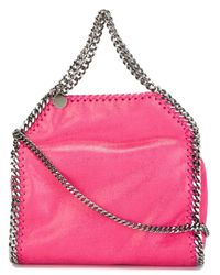 Stella McCartney Falabella トートバッグ Pink
