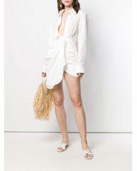Vestito La Robe Bahia di Jacquemus in White