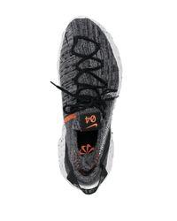 Nike Black Space Hippie Sneakers