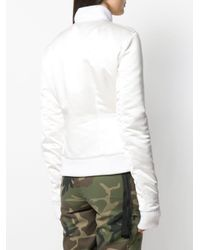 Unravel Project ボンバージャケット White