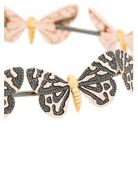 Astley Clarke - Metallic Tiger Moth Choker - Lyst