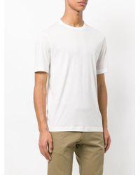 メンズ Joseph ラウンドネック Tシャツ White