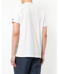 Guild Prime White Relaxed Fit T-shirt for men