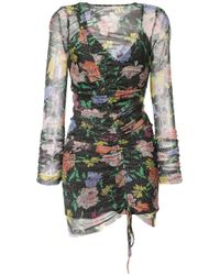 Alice McCALL Black Cosmic Dancer Mini Dress
