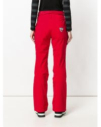 Rossignol - Red Balme Trousers - Lyst