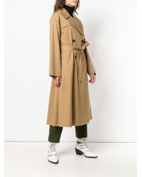 Nili Lotan - Brown Topher Trench Coat - Lyst