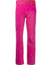 Heron Preston X Levi's スリムジーンズ Pink