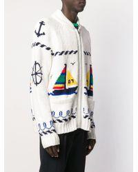 メンズ Polo Ralph Lauren ボートモチーフ カーディガン Multicolor