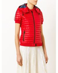 Rossignol - Red W Penelope Hooded Jacket - Lyst