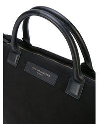Want Les Essentiels De La Vie Black 'O'Hare' Shopper