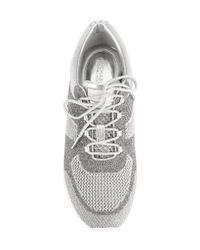 MICHAEL Michael Kors Gray 'skyler' Sneakers