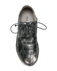 Marsèll - Gray Sancrispa 002 Derby Shoes for Men - Lyst