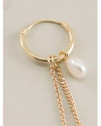 Wouters & Hendrix - Metallic 'spikes, Pearls And Claws' Set Of Earrings - Lyst