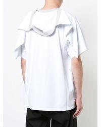 メンズ Y. Project レイヤードtシャツ White