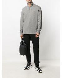 メンズ Polo Ralph Lauren ロゴ セーター Gray