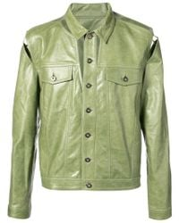 Y. Project | Green Classic Jacket for Men | Lyst