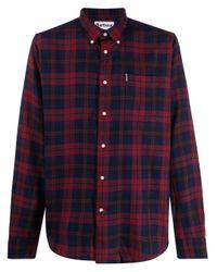 メンズ Barbour Highland チェックシャツ Multicolor