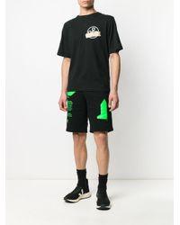 T-shirt imprimé Tape Arrows Off-White c/o Virgil Abloh pour homme en coloris Black