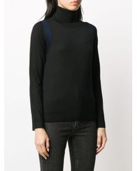 PS by Paul Smith タートルネック セーター Black