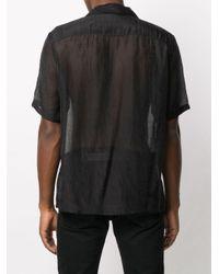 メンズ AllSaints Solanam シャツ Black