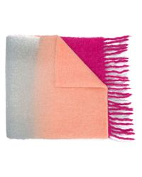 Acne Kelow Dye スカーフ Multicolor