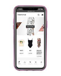 Chiara Ferragni Flirting Iphone Xr ケース Pink