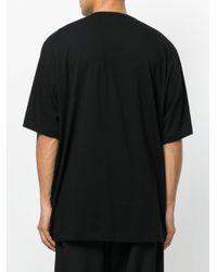 Yohji Yamamoto - Black Skull T-shirt for Men - Lyst