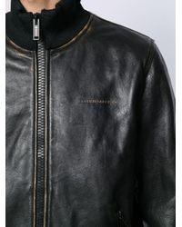 メンズ Golden Goose Deluxe Brand Sadao ボンバージャケット Black