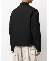 メンズ Carhartt WIP Og Detroit シャツジャケット Black