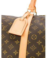 Сумка С Монограммами 'keepall' Pre-owned Louis Vuitton, цвет: Multicolor