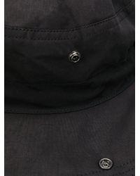 Cagoule à visière Damir Doma pour homme en coloris Black