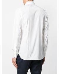 Tom Ford White Classic Shirt for men