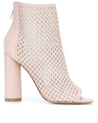 Kendall + Kylie Pink Galla Boots