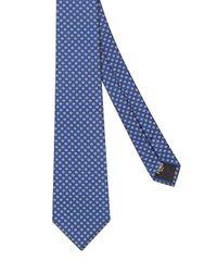 メンズ Fendi Ffロゴ ネクタイ Blue