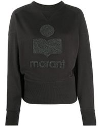 Толстовка Toyota С Логотипом Étoile Isabel Marant, цвет: Black