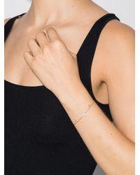 Rosa De La Cruz ダイヤモンド ブレスレット 18kイエローゴールド Metallic