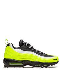 Nike 'Air Max 95' Sneakers in Yellow für Herren