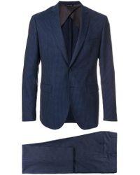 Tonello - Blue Two Piece Suit for Men - Lyst