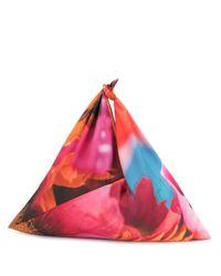 Discord Yohji Yamamoto Furoshiki Series A ハンドバッグ Multicolor