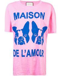 T-shirt Maison De L