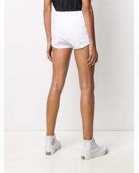 DSquared² ロゴ ショートパンツ White