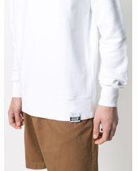 メンズ Golden Goose Deluxe Brand Rethink プリント スウェットシャツ White